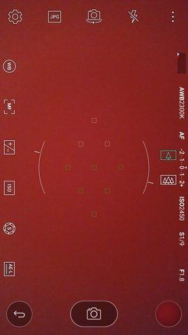 LG G5 Manueller Modus