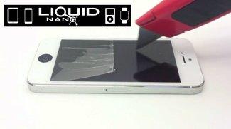 LiquidNano: Unsichtbare Beschichtung möchte Smartphone-Displays unzerstörbar machen