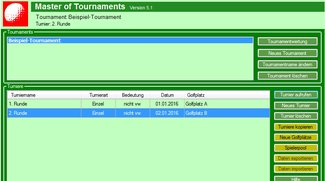 Master of Tournaments Download