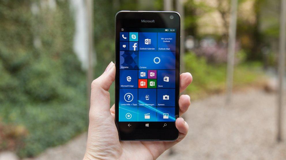Microsoft Lumia 650 Test (8)