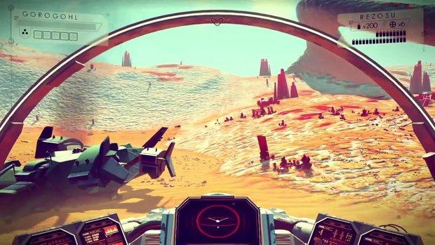 No Man's Sky: Das solltet ihr über das Gameplay wissen – jetzt mit neuem Trailer