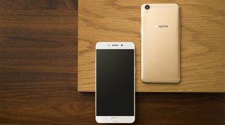 OPPO F1 Plus: Selfie-Smartphone mit 16 MP-Frontkamera vorgestellt