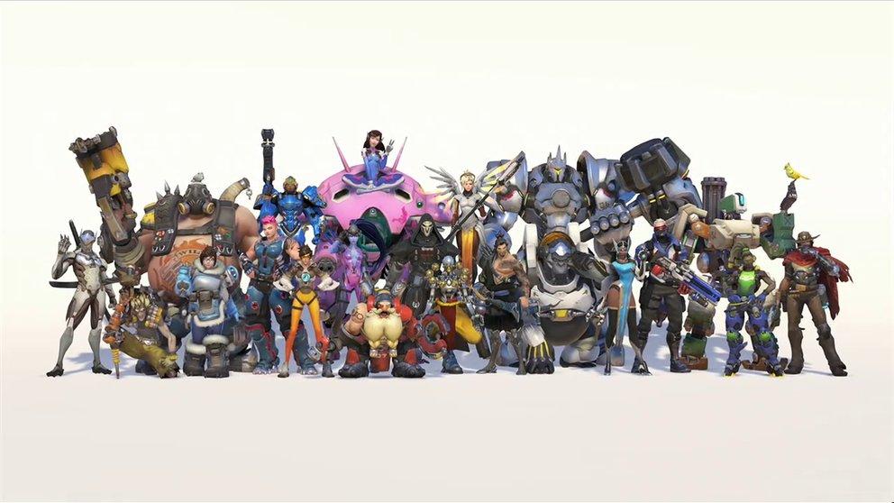 Jeder Held spielt sich anders. Wir geben euch eine kleine Auswahl für Anfänger im Spiel.