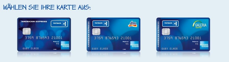 Payback-Kreditkarte-AmEx