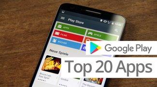 Play Store: Das waren die beliebtesten Apps im ersten Quartal 2016