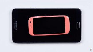 Micro X S240: Das vermutlich kleinste Android-Smartphone der Welt