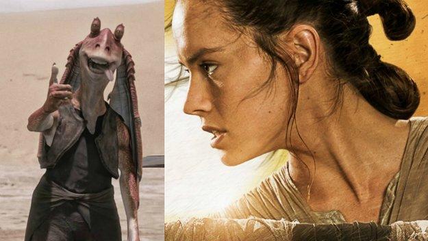 Star Wars: Tolles Fan-Video parodiert Reys Albtraum in Star Wars 7