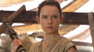 Star Wars 7: Schauspielerin Daisy Ridley spricht über Reys Herkunft & Zukunft