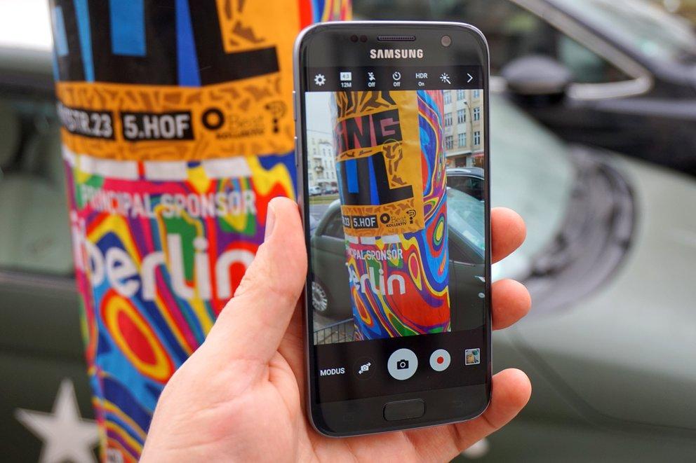 Samsung Galaxy S7 im Preisverfall: Flaggschiff-Smartphone zum Schleuderpreis