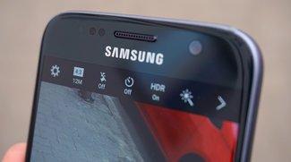 Vorbild Puderdose: Erste Details zu Samsungs faltbaren Smartphones