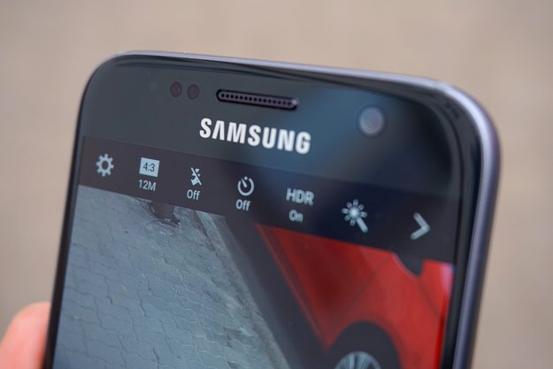 Samsung Galaxy S8: Iris-Scanner und Dual-Kamera in Planung