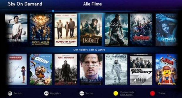sky on demand aktuelle filme