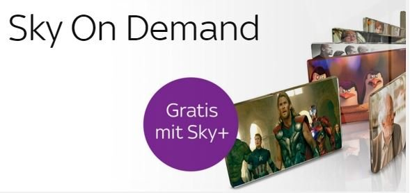 Sky on Demand Kosten