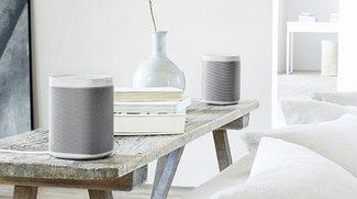 Sonos: Amazon Prime Music mit Smart-Speaker verbinden - so geht's