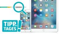 iOS-Tipp: Belegten Speicherplatz freigeben auf iPhone und iPad