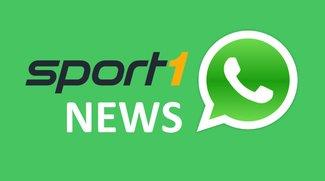 Sport1-WhatsApp: News zu Fußball, Basketball und Co. direkt im Messenger lesen
