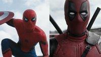 Superhelden-Clash möglich: Trifft Spider-Man im Kino bald auf Deadpool?