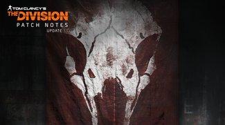 The Division - Übergriff: Alle Infos zum Update 1.1