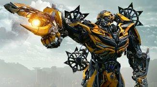Im neusten Set-Video aus Transformers 5 geht es explosiv zur Sache!