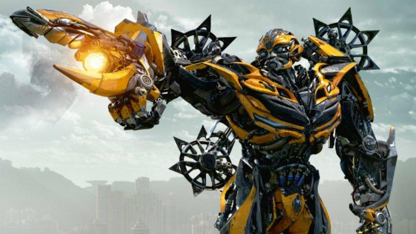 Blauer Transformer