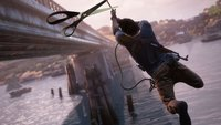 Uncharted 4 A Thief's End: Wurde zugunsten der Qualität beschnitten