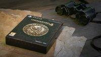 Uncharted 4: Video zeigt Inhalt der Sammler-Editionen