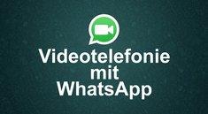Beta-Version von WhatsApp für iOS mit Videotelefone gesichtet