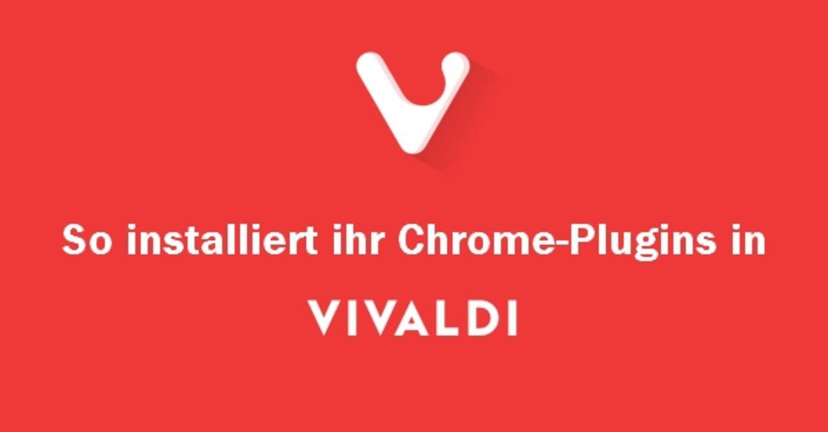 Vivaldi Plugins