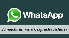 WhatsApp Lock: Wie ihr eure Gespräche vor Dritten schützt