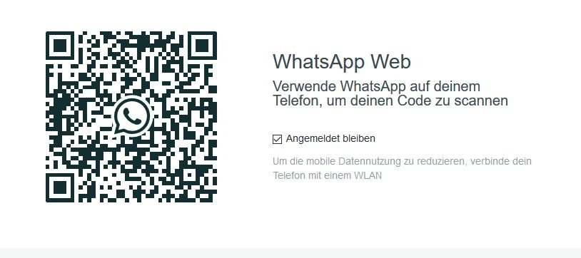 whatsapp pc online ohne download