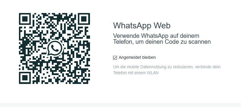 Whatsapp Anmelden Pc