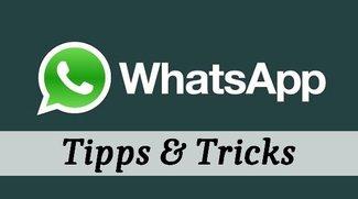 WhatsApp-Tricks: Unsere Top 8 Tipps & Tricks für euer Chatvergnügen