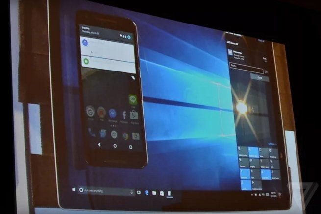 Windows 10 Notification Center in the Cloud