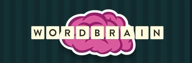 Wordbrain Banner Dark