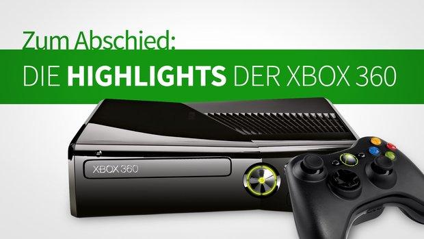Das Ende der Xbox 360: Danke für die vielen Erinnerungen