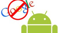 Android ohne Google – so geht's