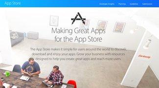 Neue Apple-Website soll App-Entwicklern zum Erfolg verhelfen