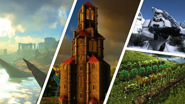 Ark Survival Evolved Die 14 Besten Mods Für Euer Abenteuer