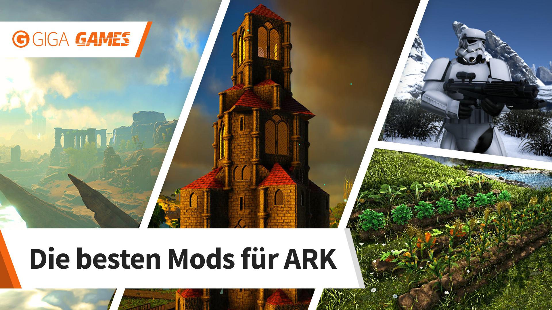 ark survival evolved mods teaser