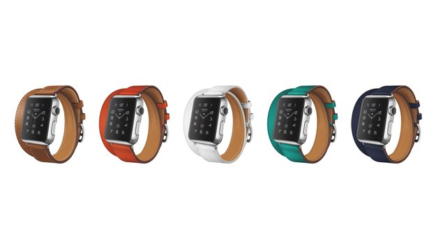 Apple Watch Hermès: Neue Armbänder erstmals separat erhältlich