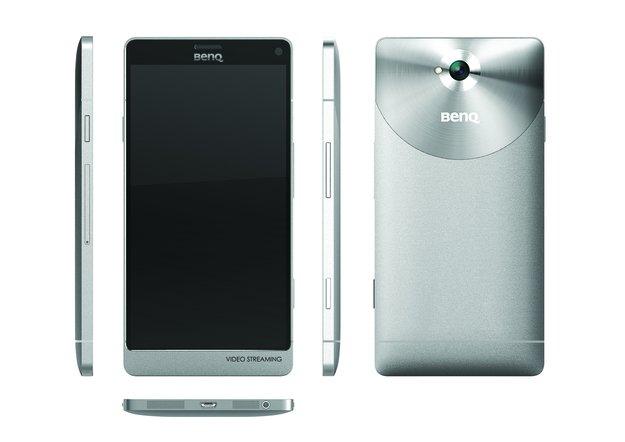 BenQ F55: Edler Metall-Bolide mit 4K-Display auf Design-Webseite entdeckt