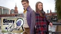 Binny & der Geist: Im Free-TV & Live-Stream - im Anschluss Live-Chat ab 20:15 Uhr