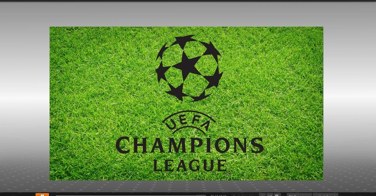 champions league stram