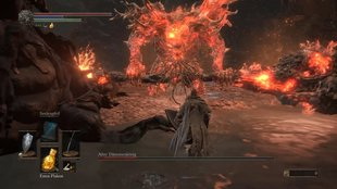 Dark Souls 3: Alter Dämonenkönig im Boss-Guide mit Video