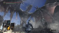 Dark Souls 3: Alter Lindwurm im Boss-Guide mit Video