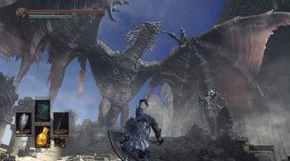 Dark Souls 3: Alter Lindwurm im Boss-Guide mit Video