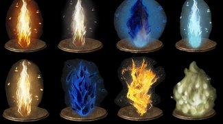 Dark Souls 3: Boss-Seelen in Ausrüstung umwandeln