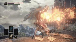 Dark Souls 3: Drache werden und Feuer spucken - Video-Guide