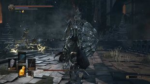 Dark Souls 3: Drachentöter-Rüstung im Boss-Guide mit Video