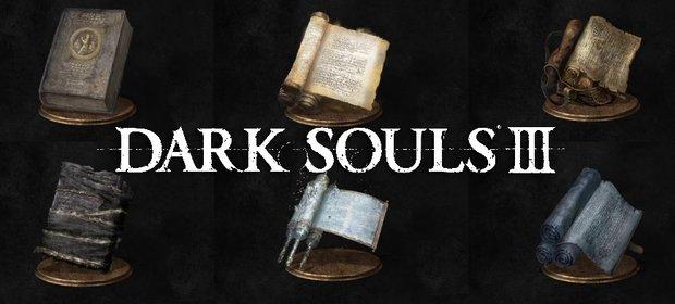 Dark Souls 3 - Folianten und Schriftrollen: Fundorte und Nutzen